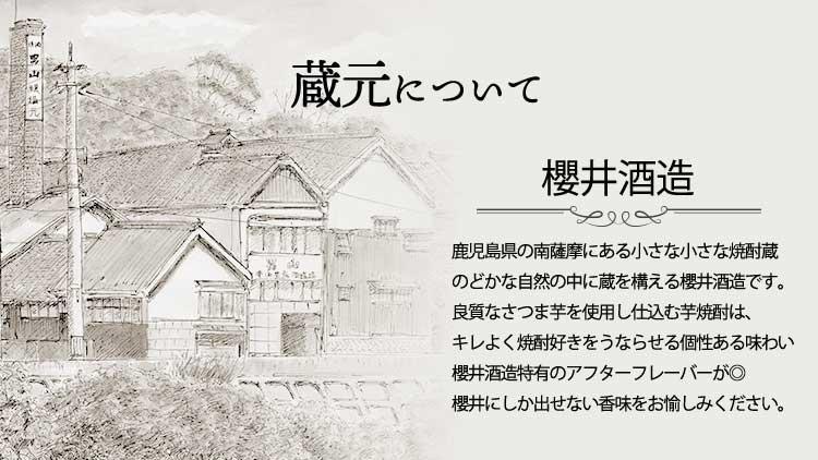 櫻井酒造について